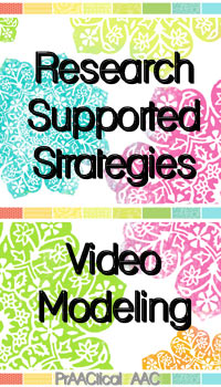 Video Modeling & AAC