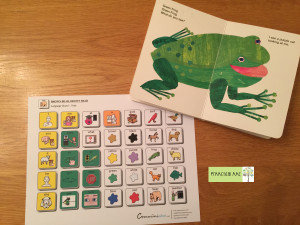 How We Do It: Using Language Boards to Support AAC Use By Nerissa Hall and Hillary Jellison