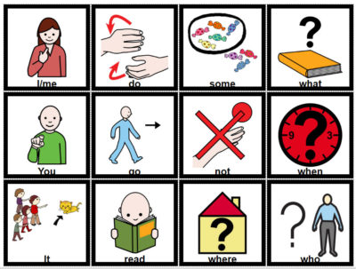 Free Resources for Making AAC and Visual Supports