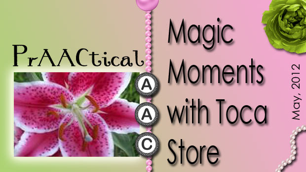 Magic Moments with Toca Store