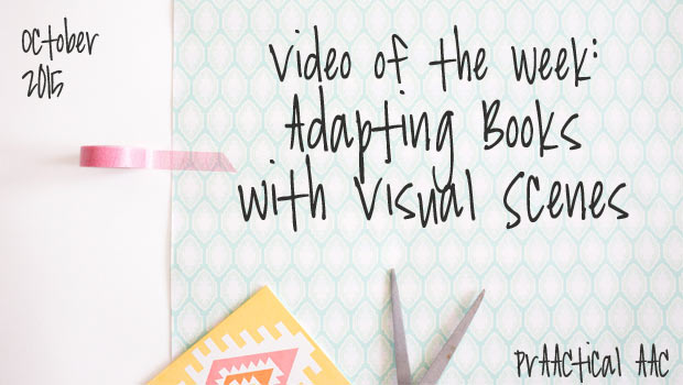 Video of the Week: Adapting Books with Visual Scenes
