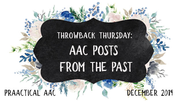 Throwback Thursday: AAC Posts from the Past