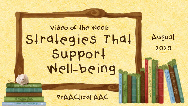 Video of the Week: Strategies That Support Well-being