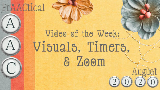 Video of the Week: Visuals, Timers, & Zoom
