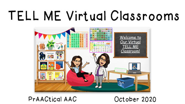 TELL ME Virtual Classrooms